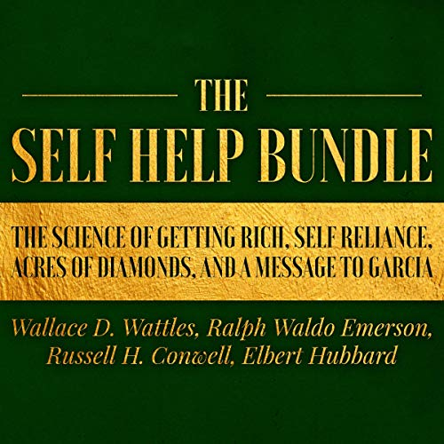 The Self Help Bundle audiobook cover art