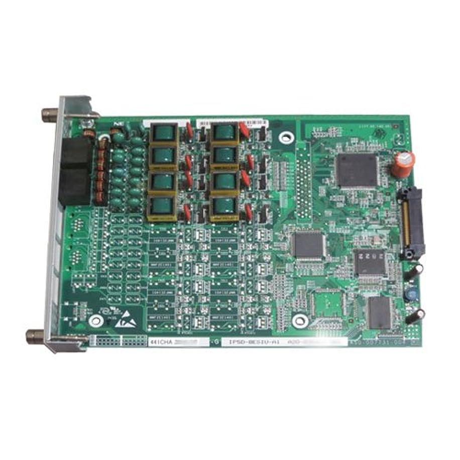 処方プレビスサイトバーガー日本電気(NEC) Aspire UX 8回線ESIユニット IP5D-8ESIU-A1