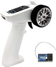 Reflex Wheel Start 2.4G Radio, 2.4 Ghz RC Afstandsbediening Radio Zender Ontvanger Radiosysteem met Ontvanger voor RC Race...
