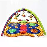 YIJIAHUI Manta de Juego Bebé Linda del Animal del bebé Game Pad Actividad Mat, la Aptitud para Bebés y Niñas (Color : Multi-Colored, Size : 95x85CM)