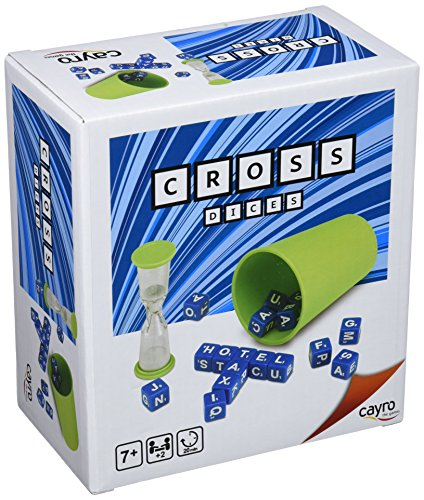 Cayro 935953, Juego Cross Dices