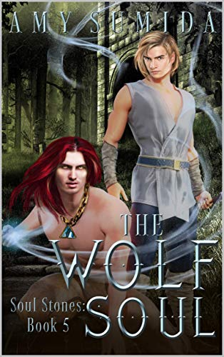 The Wolf Soul: An M/M Fantasy Shifter Romance (The Soul Stones Book 5)