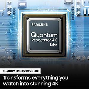 SAMSUNG 50-inch Class QLED Q60T Series - 4K UHD Dual LED Quantum HDR Smart TV with Alexa Built-in (QN50Q60TAFXZA, 2020 Model)