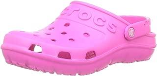 crocs Kids Unisex Hilo Rubber Clogs and Mules