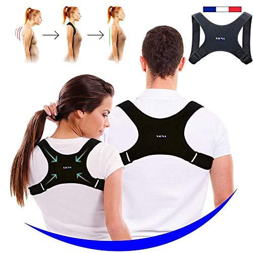 professionnel comparateur Concept Saona-Corriger la posture du dos des femmes et des hommes-Redresser le dos-Soutenir le cou… choix