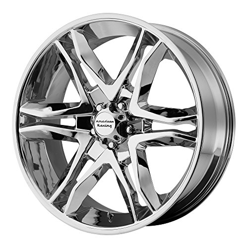 "American Racing AR893 Mainline Chrome Machined Wheel (17x8""/6x139.7mm, +25mm offset)"