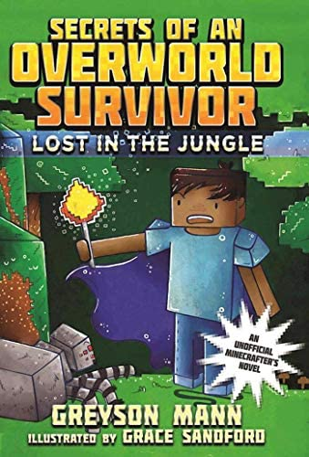 Lost in the Jungle Secrets of an Overworld Survivor 1 product image