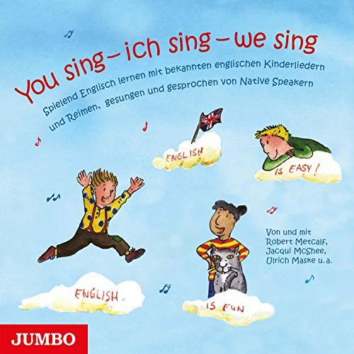 You sing - ich sing - we sing Titelbild