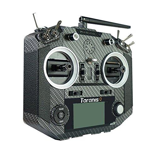 FrSky Taranis Q X7S M7 Access Hall Sensor Gimbal 16 Channels Fernsteuerung Taranis Q X7S Carbon | FPV Racer, Copter, Drohnen | CopterFarm