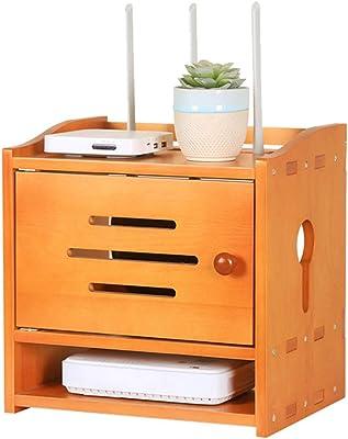 Ltjtvfxq Shelf Router Wifi Set Top Box Scaffale Camera Da Letto Salotto Scaffale Tv Stand Parete Decorativa Da Parete Colore C Amazon It Casa E Cucina