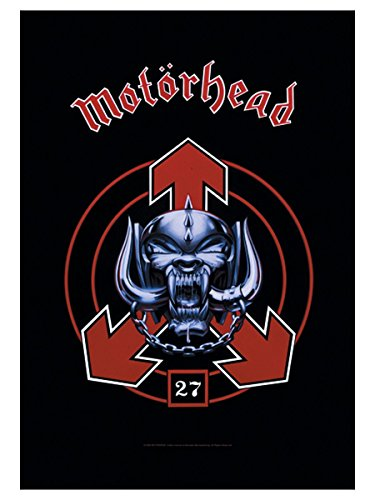 armardi Motörhead Poster Fahne 27