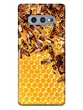Inspired Cases - 3D Textured Galaxy S10e Case - Rubber Bumper Cover - Protective Phone Case for Samsung Galaxy S10e - Honey Bees - Real Life