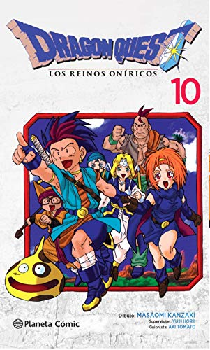 Dragon Quest VI nº 10/10: Los reinos oníricos (Manga Shonen)