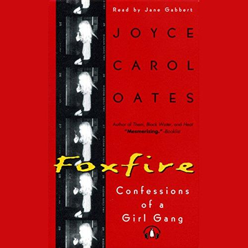 Page de couverture de Foxfire