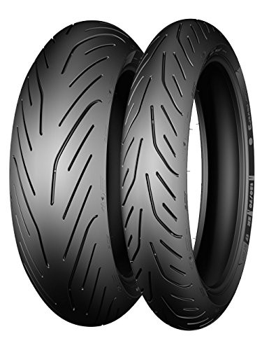 MICHELIN 180/55 ZR17 73W PILOT POWER 3 (2CT+) TL