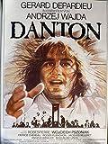 Danton - Gerard Depardieu - Wojciech Pszoniak - Filmposter