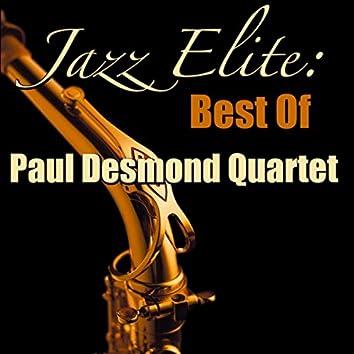Jazz Elite: Best Of Paul Desmond Quartet (Live)