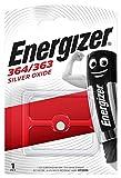 Energizer Uhren-Knopfzelle 364