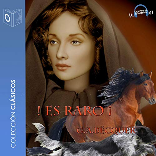 !Es raro¡ [It's Weird] audiobook cover art