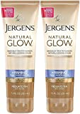 Jergens Natural Glow +Firming Daily Moisturizer, Medium to Tan Skin...