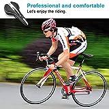 IPSXP Selle de Vélo VTT VTC Siège de Vélo Selle Vélo de Route Gel Confortable C