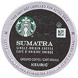 Best Starbucks Coffee Makers - Starbucks Sumatra Coffee K-Cups 96 cups (4-pack) Review