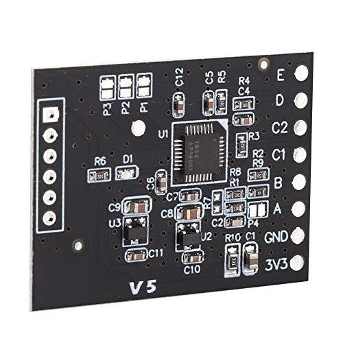 Lantro JS Chip Portatile ABS Ace v5, Accessorio di Riparazione di Alta precisione per X360, Facile da Usare per la Serie XBOX360