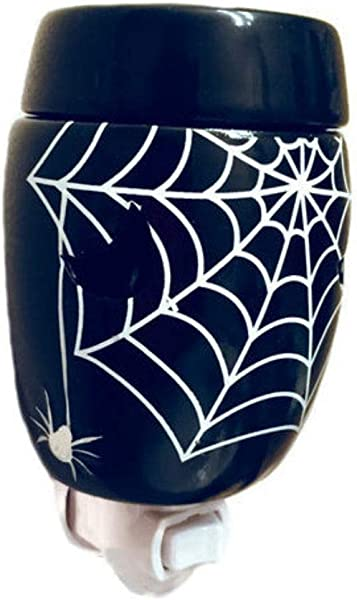 Tuscany Candle Wax Melt Outlet Halloween Warmer Spider Web Electric Fragrance Air Freshener For Tart Cube Essential Oil Fragrance Aroma