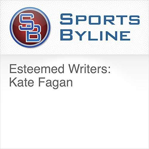 Esteemed Writers: Kate Fagan audiobook cover art