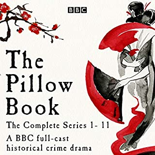 The Pillow Book: Series 1-11 audiobook cover art