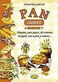 Pan casero, focaccias y pizzas (Cocina casera)