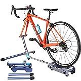 Turbo Trainer, plataforma de andar en bicicleta con rodillo de resistencia hidráulica, plataforma de entrenamiento inteligente para bicicleta de carretera de montaña potencia de resistencia magnética