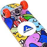 Zoom IMG-2 apollo skateboard per bambini cruiser