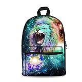 A-Nice Schultaschendruck Schultaschen for Kinder Kinder Schulrucksack Set Elementary Primary Bookbag...