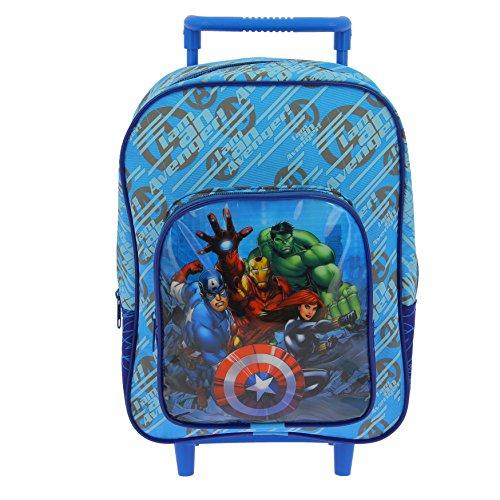 Avengers Sac à dos à roulettes Avengers