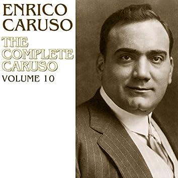 The Complete Caruso, Vol. 10