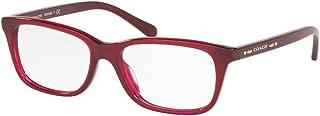 Eyeglasses Coach HC 6136 U 5526 Aurbergine