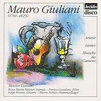 Giuliani: Ariette, Lieder
