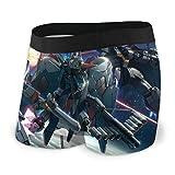 機動-戦士ガ-ンダムf91 セシリー・フェアチャイルド ブリーフ平角パンツ 子供 二次元面白い 男性服飾透気 防臭小物下着立体設計の四角 S