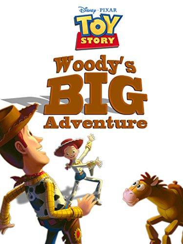 Toy Story 2: Woody's Big Adventure (Disney Short Story eBook) (English Edition)