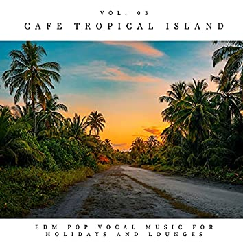 Cafe Tropical Island - EDM Pop Vocal Music For Holidays And Lounges, Vol.03