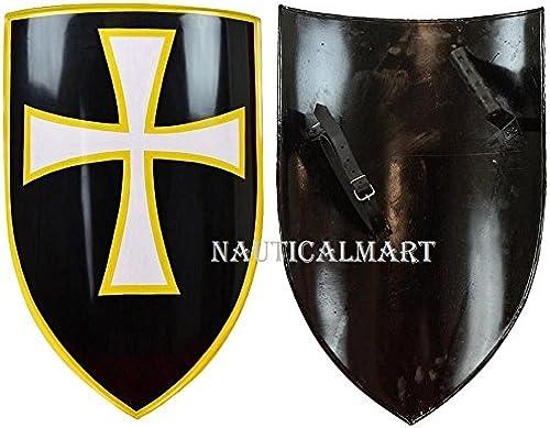 en linea Nauticalmart - Disfraz Medieval de crusadero, Diseño de de de Cruz blancoa  Envío rápido y el mejor servicio