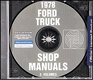 Best 1978 ford f150 owners manual Reviews