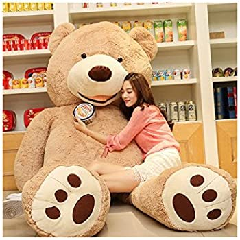 コストコ ぬいぐるみ くま 特大 クマ テディベア 大くまのぬいぐるみ 大きい  プレゼント ギフト 動物 抱き枕 熊 200cm