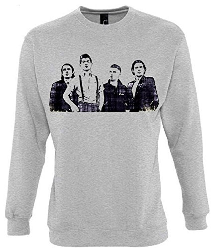 Arctic Monkeys Funny Mens & Ladies/Herren & Damen Unisex Sweatshirts (M)