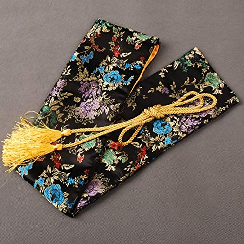 GLW Sword Colorful and Beautiful Silk Sword Bag for Samurai Japanese Tanto Fitting Best Collection or Good Gift