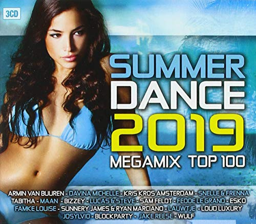 Various Artists - Summerdance Megamix Top 100 2019