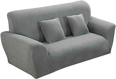 Funda para sofá, Alta Elasticidad 3 plazas Funda de sofá ...