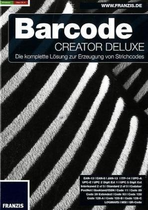 Franzis Verlag GmbH -  Barcode Creator