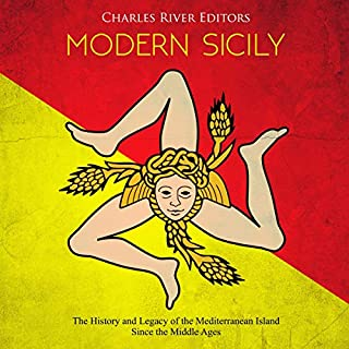 Modern Sicily audiobook cover art